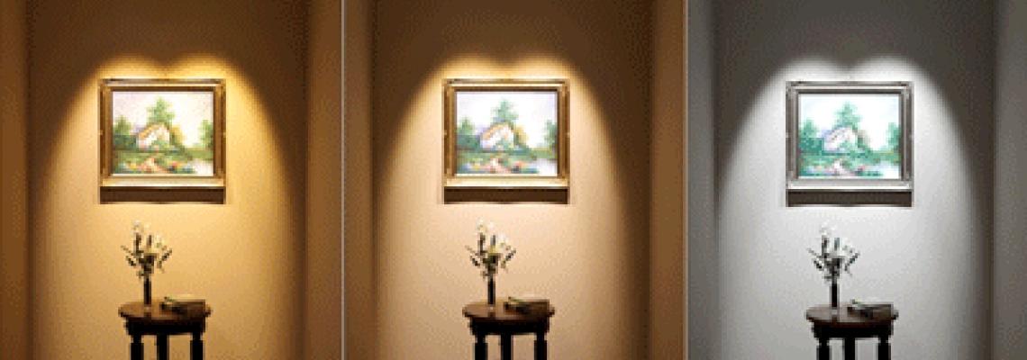 CCT LED Licht & CRI LED als Begriffe für LED Beleuchtung: Der Unterschied verstehen