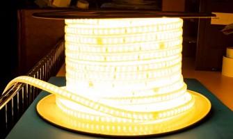 230V LED Streifen richtig dimmen und betreiben