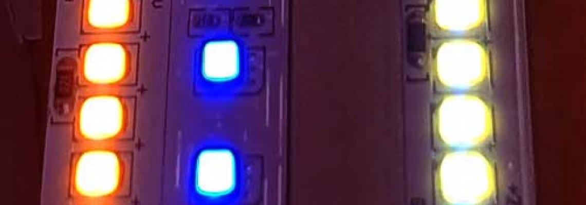 DIY- Eigene LED Leuchte für Selbermacher