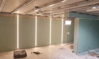 48V LED Streifen Vor- und Nachteile. Projekte
