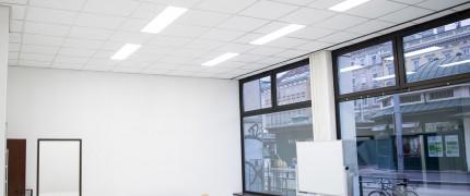 LED Panels als Office Beleuchtung mit intelligenter Steuerung