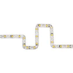 9,6W 60SMD/m LED S-Streife S-Leiste für flexible Montage 24V 1m 2835 LED Warmweiß APN2860ZW