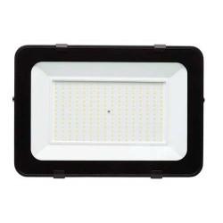 200W LED Strahler SMD IP65 Schwarz Budget Plus Neutralweiß AS0216