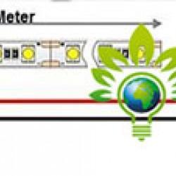 120SMD/m 12V LED Strips 1m HI LUMEN 2200 LM/m Kalt-, Neutral-, Warmweiß VL3983/VL3985/VL3984