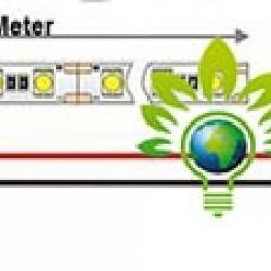 60SMD/m Flex Streife/Leiste 1m 5050 PREMIUM Warmweiß GL4202/UL2122