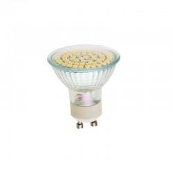 3,5W GU10 LED SPOT Leuchtmittel PREMIUM GU10 Fassung 120° Warmweiss VL2999