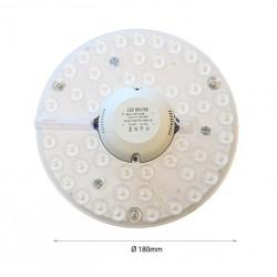 18W LED PLATTE MAGNET Kaltweiß GL4802