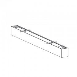 40W LED OFFICE BELEUCHTUNG PREMIUM SONATA Neutral-, Warmweiß GL8118/GL8119
