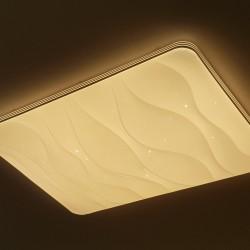 120W LED Deckenleuchte CCT Panel Fernbedienung Alle Lichtfarben GL6430
