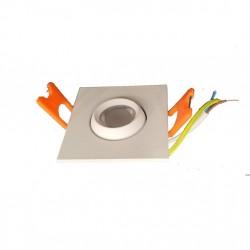 3W Led Einbauspot Angle Eye S04 Weiß Neutralweiß GL2009