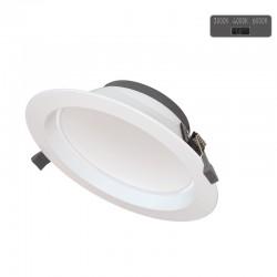 20W LED Einbau Strahler PREMIUM CYCLONE 5 Jahre Garantie 3 LICHTFARBEN CCT GL2130