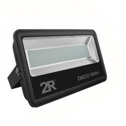 300W LED Strahler Ultrahell Scheinwerfer PREMIUM SMD IP65 Schwarz DECO Kaltweiß GL5213