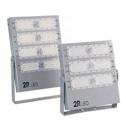150W LED Fluter SMD Scheinwerfer PHILIPS 5 Jahre Garantie IP65 Grau DAYLIGHT GL5301