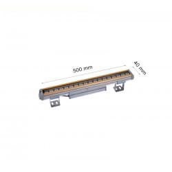 18W LED FASSADEN BELEUCHTUNG PREMIUM WALL WASHER 3 Jahre Garantie IP66 RGB GL8141