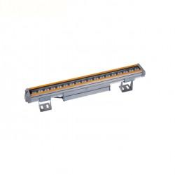 18W LED FASSADEN BELEUCHTUNG PREMIUM WALL WASHER 3 Jahre Garantie IP66 Neutralweiß GL8140