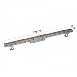 36W LED FASSADEN BELEUCHTUNG PREMIUM WALL WASHER 3 Jahre Garantie IP66 Neutralweiß GL8142
