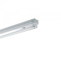 26W T8 LED LEUCHTKÖRPER Balkenleuchten für T8 LED Röhren 150 cm 1 Röhre IP20 Kaltweiß oder Neutralweiß 75158