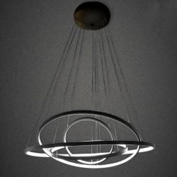 159W Design LED Luster Hängeleuchte PREMIUM Neutralweiß UGL8400