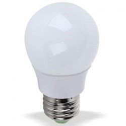 3W E27 LED Birne 300° A50 Matt Neutral-, Warmweiß GL1329/GL1322