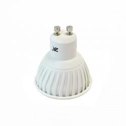 5.5W GU10 LED SPOT Leuchtmittel GU10 Fassung für Deckenleuchte CAP 38° DIMMBAR Neutralweiß GL1215