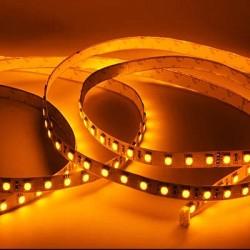 60SMD/m Flex LED-Streife/ LED Leiste für indirekte Beleuchtung 1m Gelb GL4105