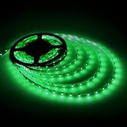 60SMD/m 5050 Flex LED-Streife/ LED Leiste für indirekte Beleuchtung 1m Grün UL2138