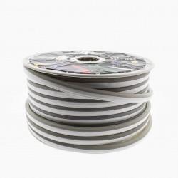 120SMD/m LED FLEX NEON 1m 12W/m PREMIUM 230V IP65 Wasserdicht Rot GL4606
