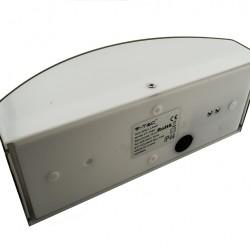 E27 LED WANDBELEUCHTUNG IP44 Aluminium UL7514