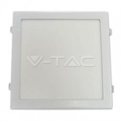 24W LED Panel 230V PREMIUM Quadratisch 2400LM Warmweiß UL4887