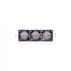 12W LED Einbau Modul SAMSUNG PREMIUM 12° Kalt-, Neutral-, Warmweiß UL0973/UL0974/UL0975