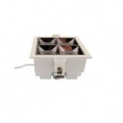 16W LED Einbau Modul SAMSUNG PREMIUM 12° Kalt-, Neutral-, Warmweiß UL0976/UL0977/UL0978