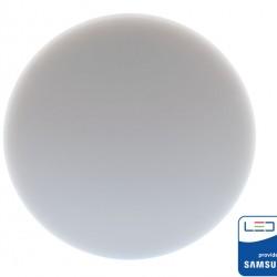 24W LED Einbau Panel Verstellbar SAMSUNG Rund 5 Jahre Garantie Kalt-, Neutral-, Warmweiß UL0741/UL0740/UL0739