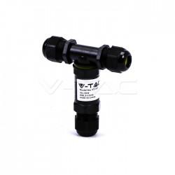 LED Strahler T-Klemmleiste für LED Leuchten Wasserdicht IP68 Verteiler UL5978