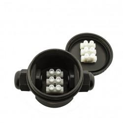 LED Strahler Klemmdose für LED Leuchten Wasserdicht IP68 Dose UL5987