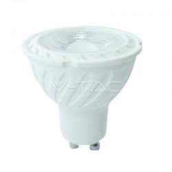 6.5W LED GU10 SPOT SAMSUNG DIODEN 110° 5 Jahre GARANTIE DIMMBAR Kaltweiss UL0200
