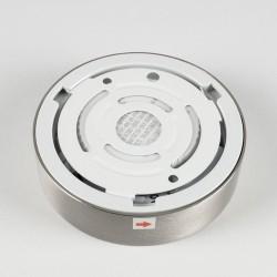 6W LED Deckenleuchte Aufputz LED Modul RUND PREMIUM SILBER Kalt-, Neutral-, Warmweiß UL6363/ UL6362 /UL6361