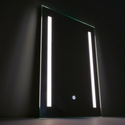 27W LED LEUCHTE SPIEGEL FÜR BADEZIMMER CCT 3000K-6400K UL40461