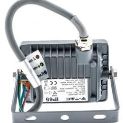 10W LED Fluter SMD IP65 SAMSUNG Dioden 5 Jahre Garantie PREMIUM Kaltweiß UL0432