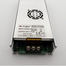 350W Metal Netzteil Standard für LED Steifen 24V 15A UL3263
