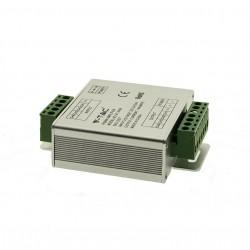 192W RGBW Verstärker für RGBW/ RGBWW / RGBNW Strips (4x4A) UL3327