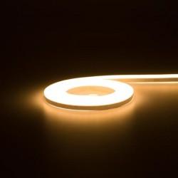 120SMD/m LED FLEX NEON 1m 12W/m PREMIUM 230V IP65 Wasserdicht Warmweiß GL4603