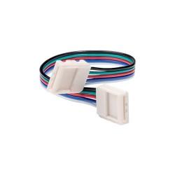 RGBW Streifen Verbinder mit Konnektor UL2587