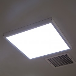 70W LED Panel Aufputz mit Rahmen Kalt- oder Neutralweiß