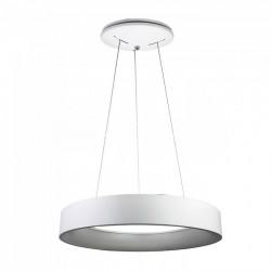 30W Design LED Pendelleuchte Dimmbar 3 Jahre Garantie Hängeleuchte Weiß Warmweiß UL3995