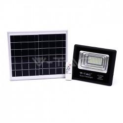 LED SOLAR-STRAHLER 1050LM PREMIUM MIT SOLAR PANEL VT-40W KALTWEIß UL94008