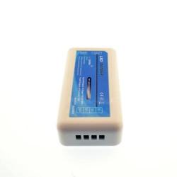 PWM RADIOFUNK LED DIMMER für LED Streifen und dimmbare Deckenleuchten EMPFÄNGER 3x4A SR4ZRFR