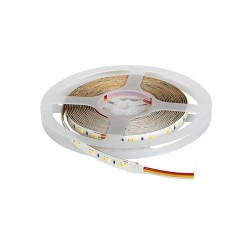 120SMD/m LED Streife CCT DUAL LED STRIP PRO 24V 1m 2835 LED 3 Jahre Garantie Warm-Kaltweiß PN28120LX/GL4418