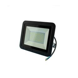 50W LED Strahler SMD IP65 Schwarz  Kalt, Neutralweiß GL5239/GL5240