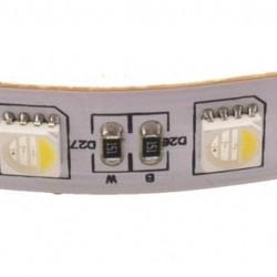 60SMD/m RGBW LED Streifen 12V All in One DIODE PREMIUM 3 Jahre Garantie 1m  LN5060WLX/ GL4311