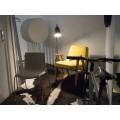 Stehlampen und Tischlampen Wohnzimmer